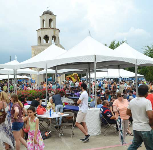Houston Greek Fest 2015